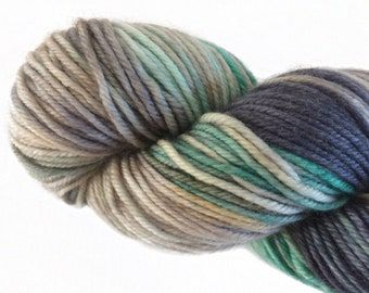 """MCN DK Yarn """"Starling"""", Hand-dyed"""