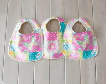 Baby Bibs, Baby Gift Set, Bibs And Burping, Drool Bibs, New Baby Gift, Baby Accessories, Baby Girl, Cotton Bibs, Cute Baby Gifts, Baby