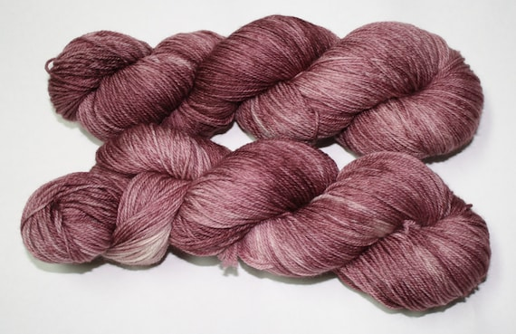 Claire's Hunting Capelet Hand Dyed Sock Yarn