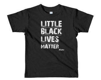 Little Black Lives Matter t-shirt