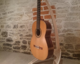 Handcrafted Flat-pack Plywood Guitar Stand