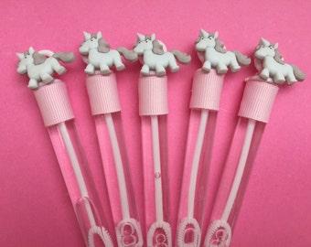 Unicorn Favor, Unicorn Bubble Favor, Unicorn Party Favor, Unicorn Theme Party Supplies