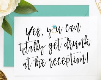 Funny Bridesmaid Proposal, Bridesmaid Invites, Funny Maid of Honor Card for Bridesmaid Box, Proposal Box, Will You Be My Bridesmaid