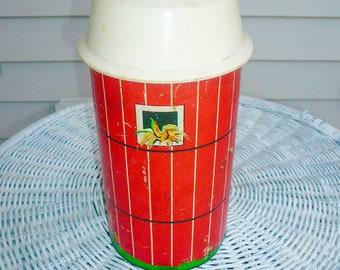 Vintage Fisher prix ferme jouet partie réutiliser Prop affichage papier jouet du Silo par VintageReinvented