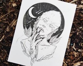 Creature Print