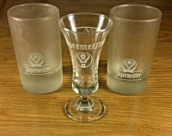 Jagermeister Shot Glasses Set
