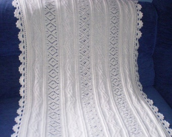 Ninna Nanna Baby Blanket