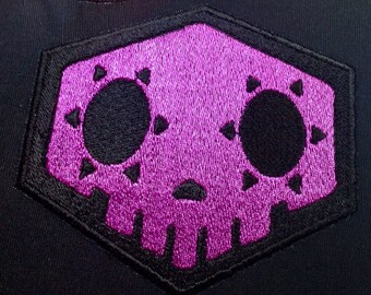 Sombra inspired patch