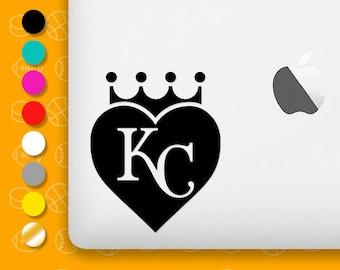 kansas city, kc royals sticker, kc royals vinyl, kansas, royals decal, kansas city royals, royals baseball, kc royals, kc royals decal