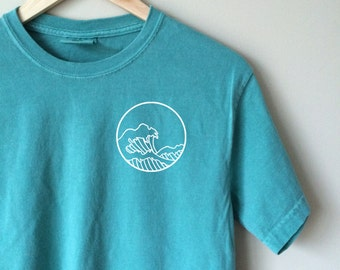 The Great Wave - Sea T-Shirt
