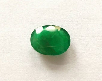Emerlad oval 7.89 cts (0002)