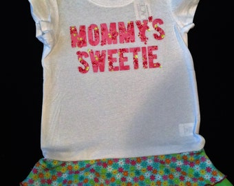 Mommy's Sweetie Upcycle Dress