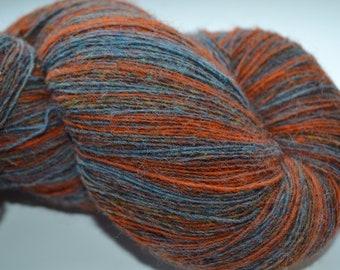 Dundaga Yarn, 100% Latvian Wool Yarn, Organic Wool. Wool Yarn 1 ply  6/1, 100g-550m. Artistic Wool Yarn.