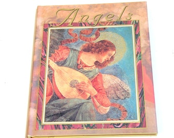 On The Wings Of Angels Edited By Pamela Bloom, Vintage Book
