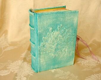 Vintage Junk Journal, Diary, Art book