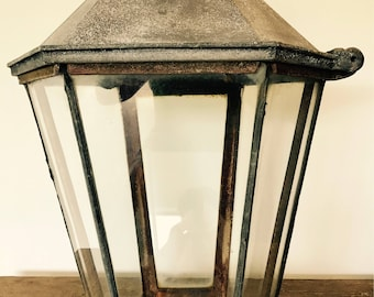 Victorian Gas Street Lamp Top