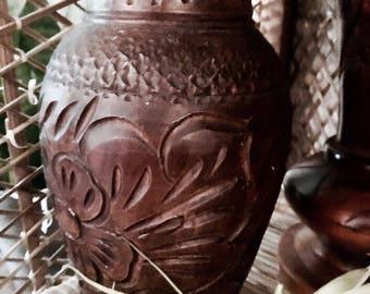 Pottery vase | Vintage vase