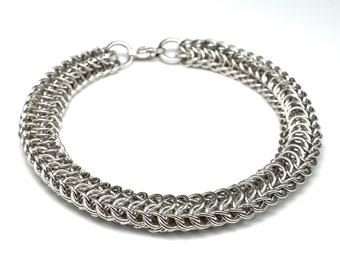 Chainmail Dragonspine Bracelet