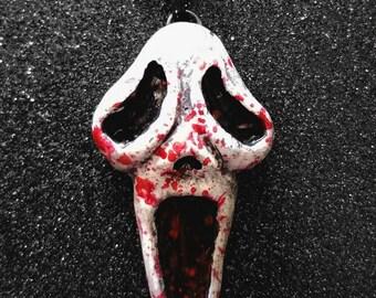 Ghost face, Scream pendant