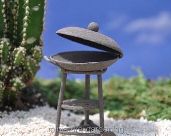 Rustic Grill for Miniature Garden, Fairy Garden