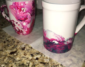 Made to order Custom Ceramic Mugs