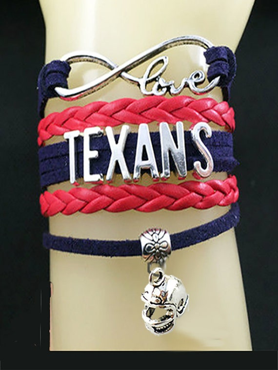 HOUSTON Leather Bracelet-U CHOOSE CHaRM +Discounts & FREE Shipping*