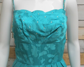 Gorgeous Blanes teal evening gown  size 10