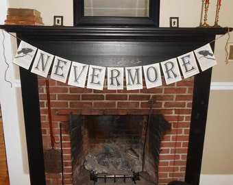 NEVERMORE  Banner