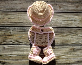 baby photo prop cowgirl outfit baby girl prop cowgirl photo prop cowgirl hat baby girl costume newborn cowgirl cowgirl boots baby shower