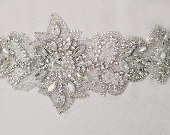 "Jaxie ""Marie"" Bridal Belt"