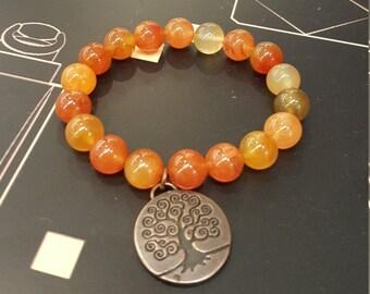 Carnelian Sacral bracelet