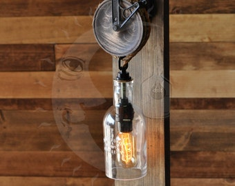 Steampunk Desk Lamp - The Chandler