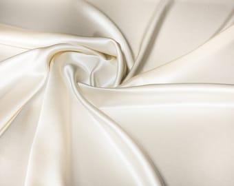 Double Haute Couture silk satin