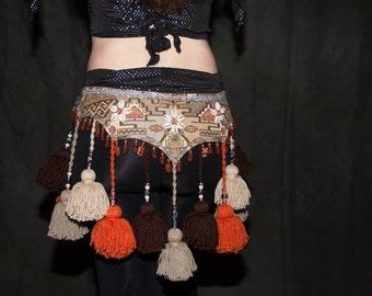 Aztec ATS 15 tassel belt