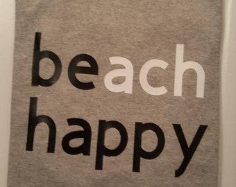 Beach happy shirt