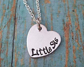 Big Sister - Middle Sister - Little Sister - Unique Gift for Sisters - Sister Gift - Gift for Sister - Sister - Sisters Necklace - Sisters