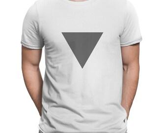 Triangle T-SHirt Grunge Clothing funny fun tumblr hipster swag grunge goth punk new retro vtg
