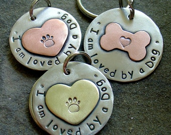 Dog lovers key chain Failed Foster Foster Pets key chain
