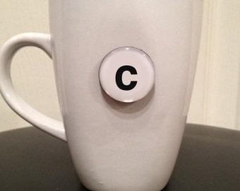 Quote | Mug | Magnet | Letter 'c'
