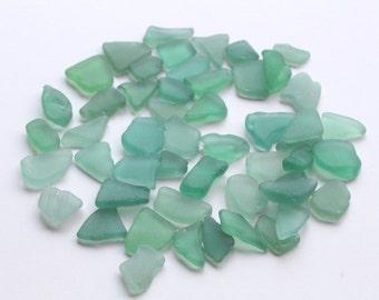 Mint Sea Glass Tiny Sea Glass Bulk