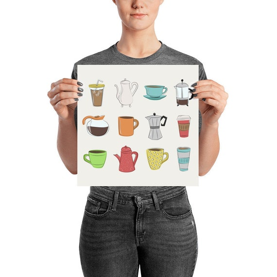 Coffee Lovers Poster