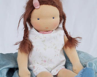 Kit for a doll, personalized, size of 30 or 40 cm doll