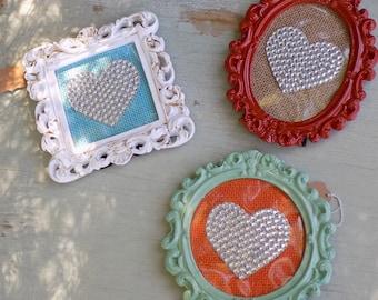 CRAFTY - Cute little frame decor items