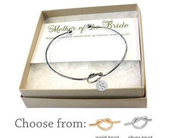 Mother of the Bride Bracelet- Mother of the Bride Jewelry- Mother of the Bride Gift from Daughter- Thank You- Mother of the Bride Gift