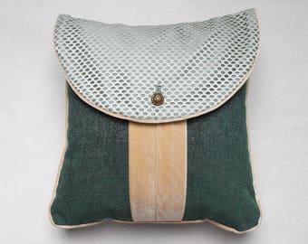 Love Letter Square Envelope Pillow