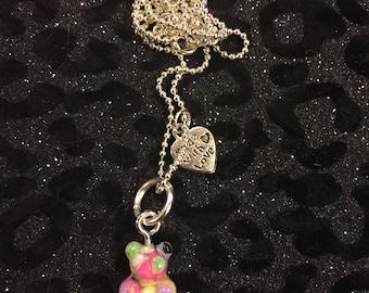 Gummy Bear bjd necklace