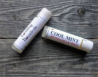 Cool Mint Lip Balm