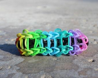 Ladder Bracelet Rainbow Loom - Party Favor/Accessory