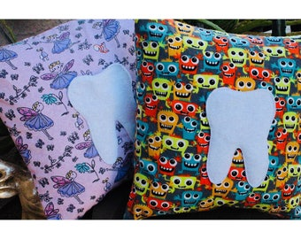 Tooth Fairy Pillows, Toddler Tooth Fairy Pillows, Pillows For Kids
