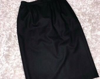 Vintage Pendleton wool skirt size 10